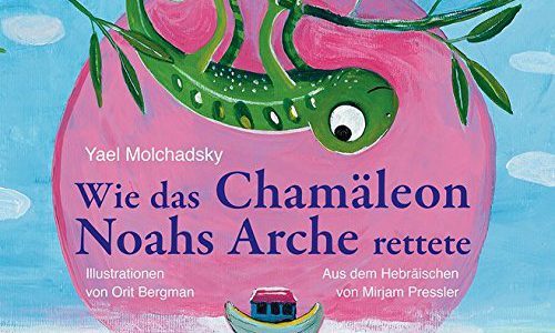 Wie das Chamäleon Noahs Arche rettete