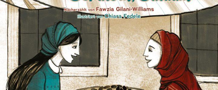 Neuerscheinung: Jaffa und Fatima – Schalom, Salaam